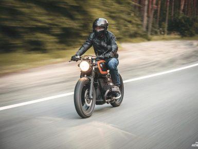 bmw R100 cafe racer motoizevro